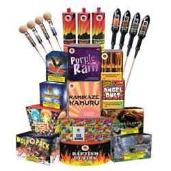 Pro Shop Bumper Display Pack-374