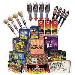 Pro Shop Mega Display Pack-380
