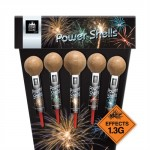 Power Shells Rockets 4 Pack -419