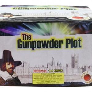 Gunpowder Plot - 100shot Cake-440