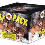 Wolf Pack - 100shot Cake-438