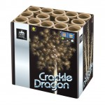 Crackle Dragon - 14shot Big Bore Cake-429