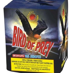 Bird of Prey - 25shot Cake-431