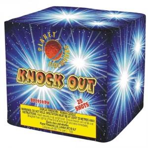 Knock Out - 25shot Cake-430